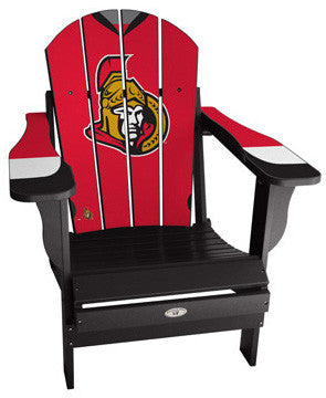 Ottawa Senators® NHLPA Player Jersey Chair