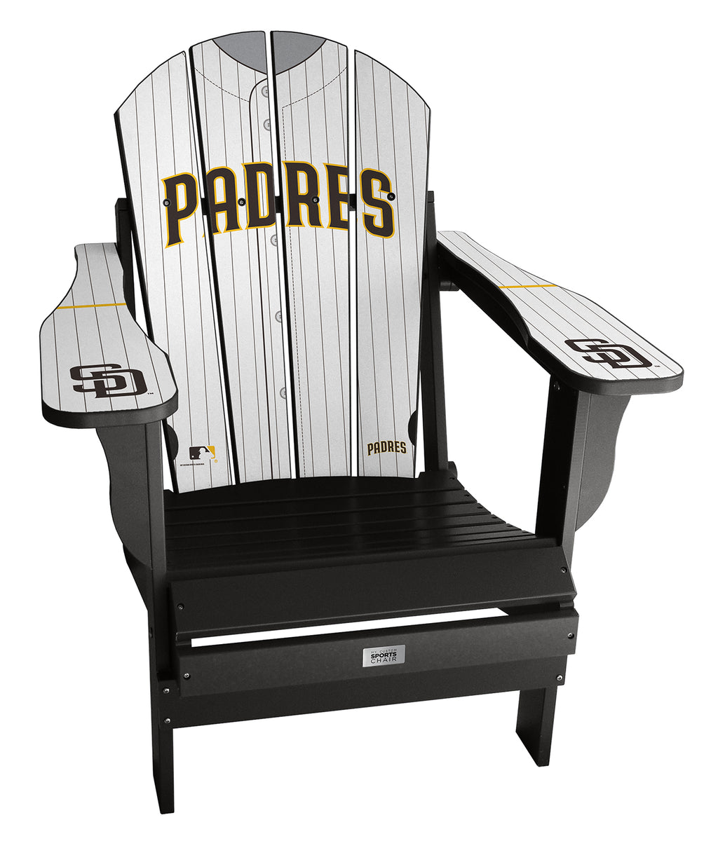 San Diego Padres Complete Custom with personalized name and number Jersey Chair Mini