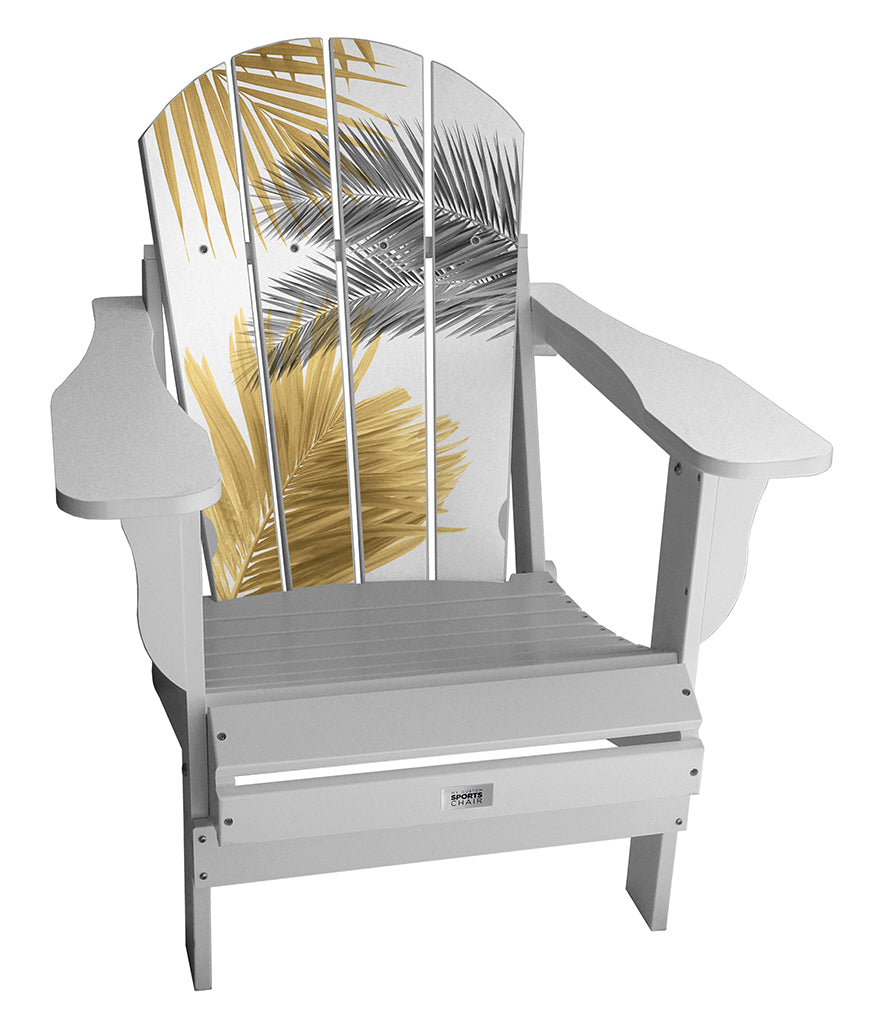 Palm Leaves Complete Custom Lifestyle Chair