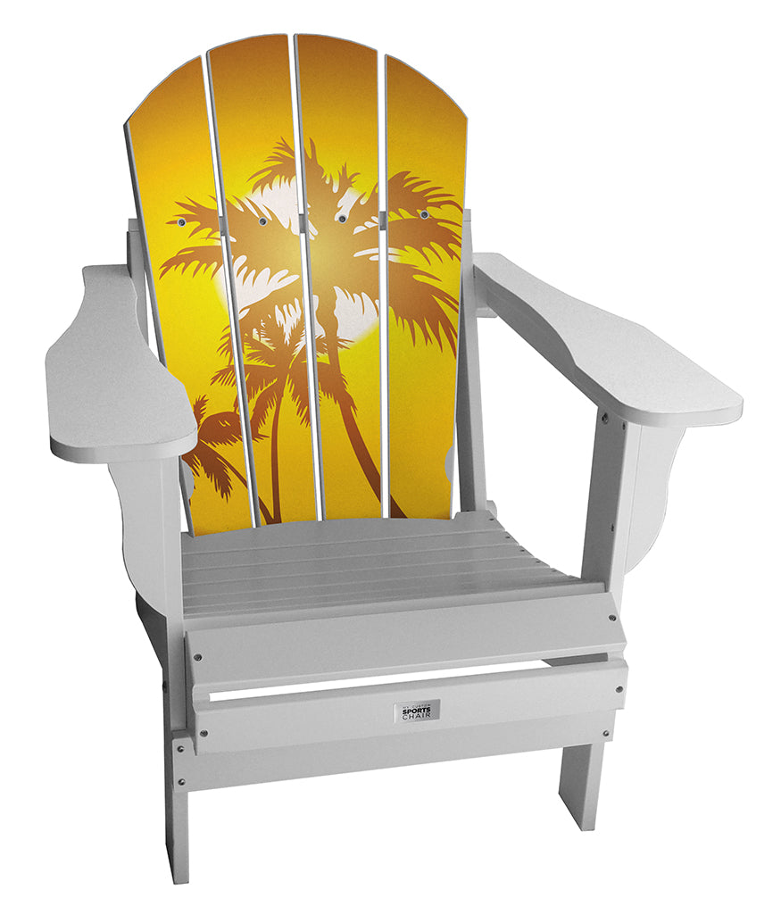 Palm Tree Complete Custom Lifestyle Chair