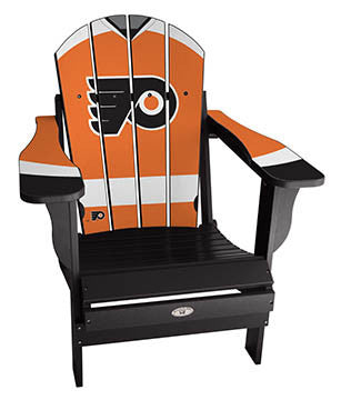 Philadelphia Flyers® NHLPA Player Jersey Chair