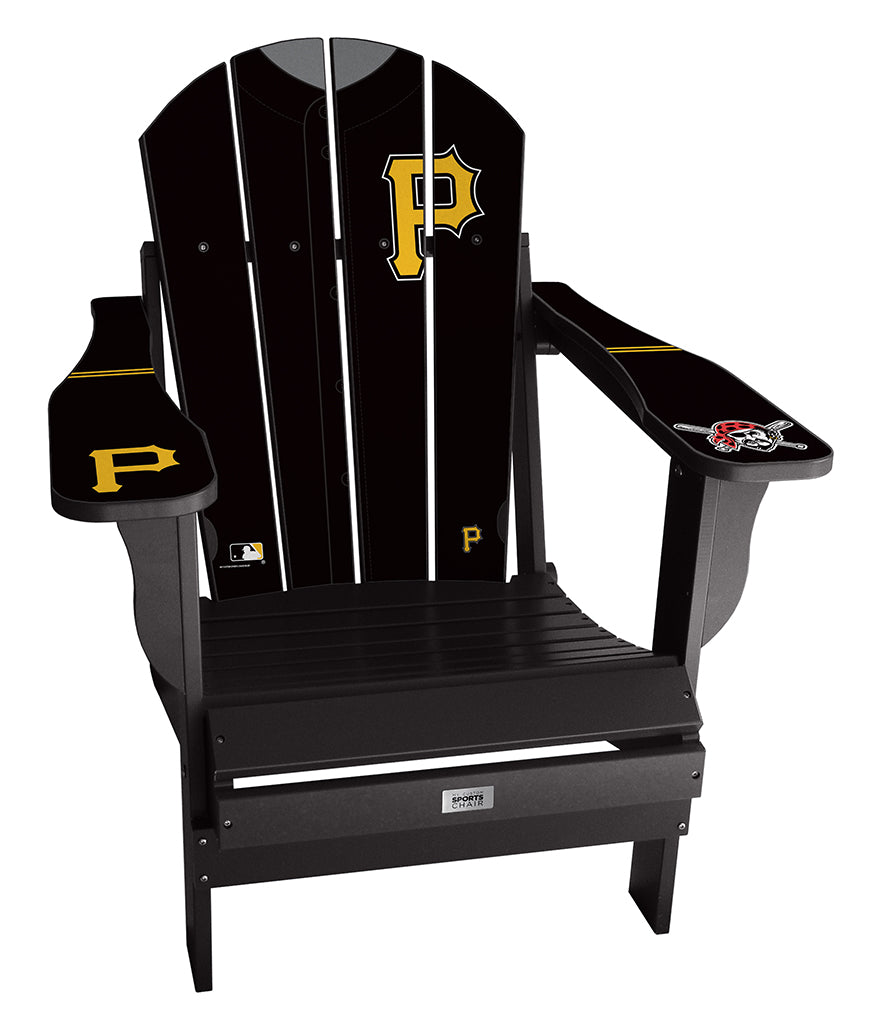 Pittsburgh Pirates Complete Custom with personalized name and number Jersey Chair