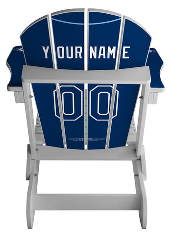 Tampa Bay Rays MLB Jersey Chair