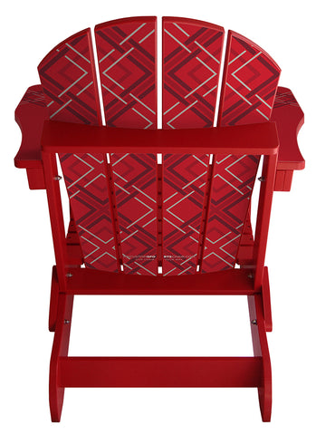 Red Square Lifestyle Chair