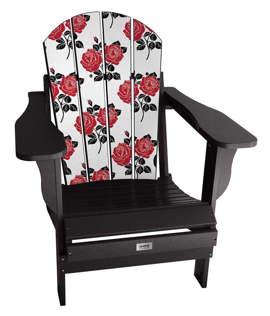 Rose Pattern Complete Custom Lifestyle Chair