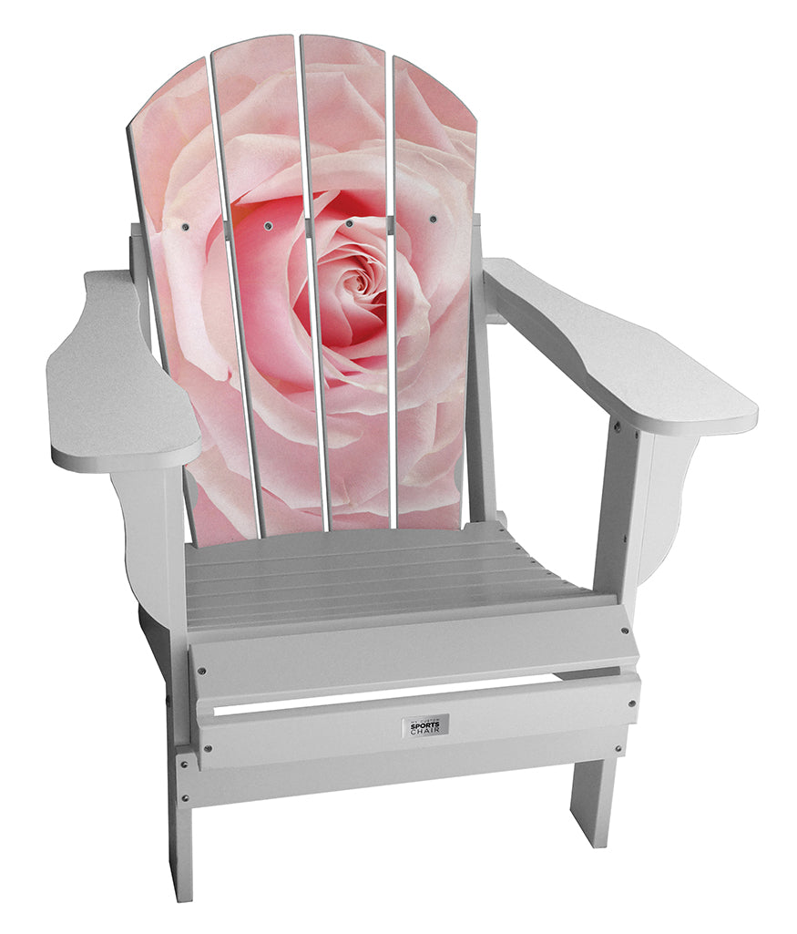 Rose Petals Complete Custom Chair