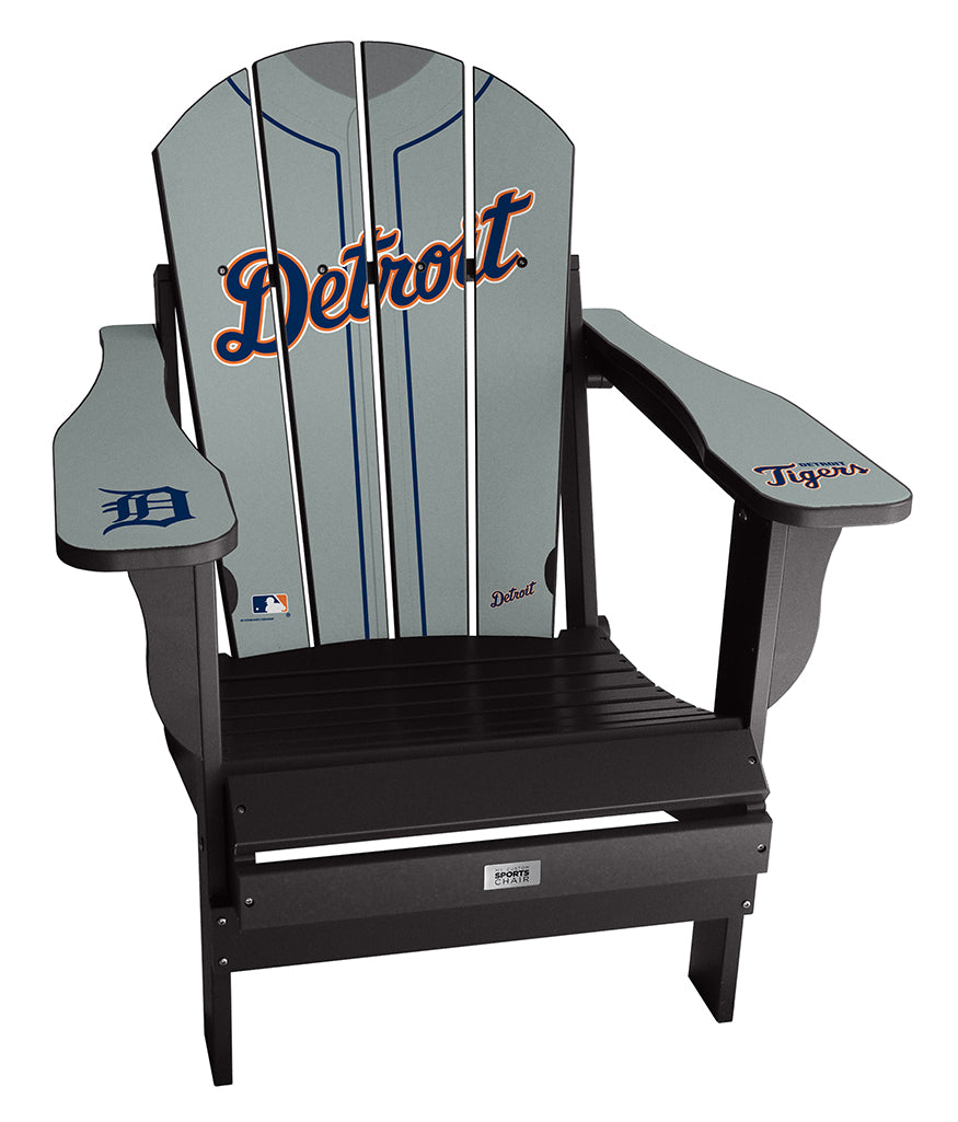 Detroit Tigers Complete Custom with personalized name and number Jersey Chair