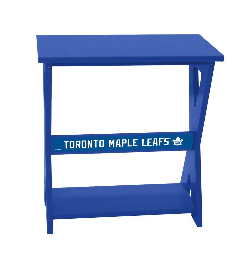 Toronto Maple Leafs® NHL End Table