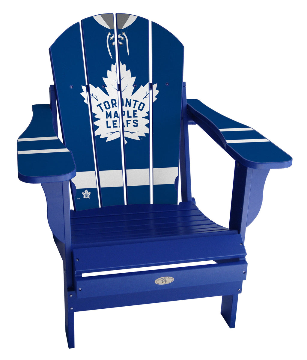 Toronto Maple Leafs® NHLPA Player Jersey Chair