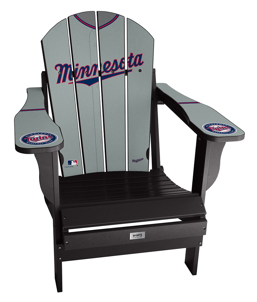 Minnesota Twins Complete Custom with personalized name and number Jersey Chair Mini