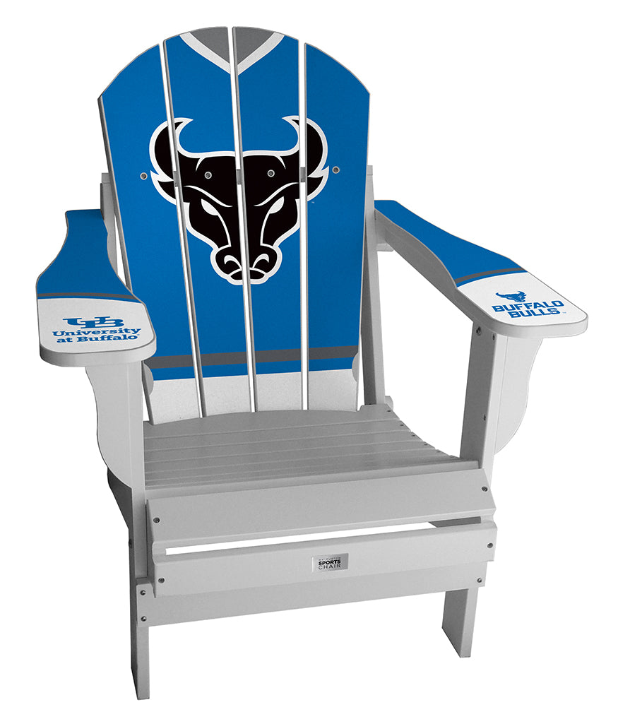University at Buffalo Complete Custom with personalized name and number Chair Mini
