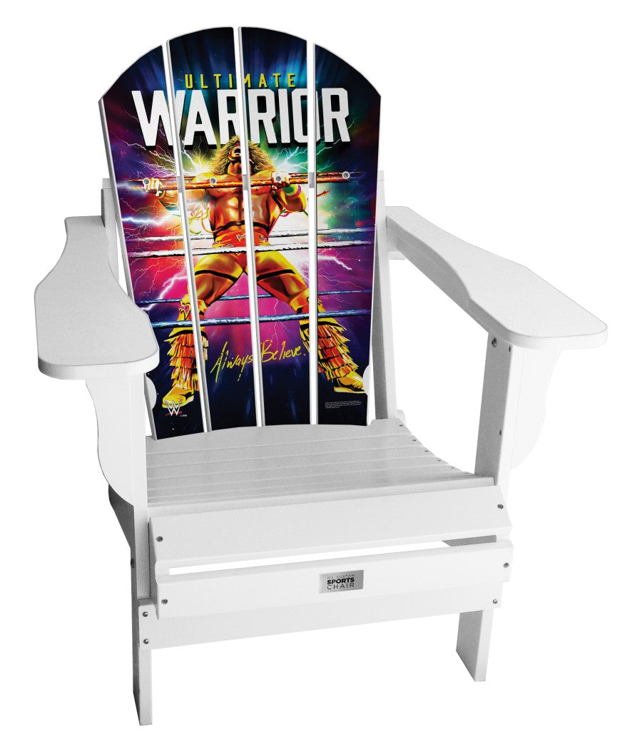Ultimate Warrior WWE Chair