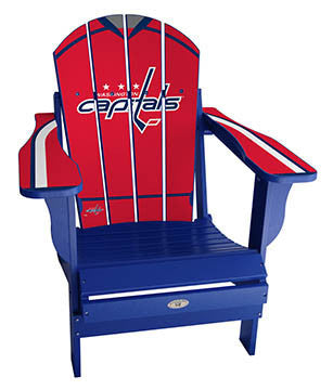 Washington Capitals® NHLPA Player Jersey Chair