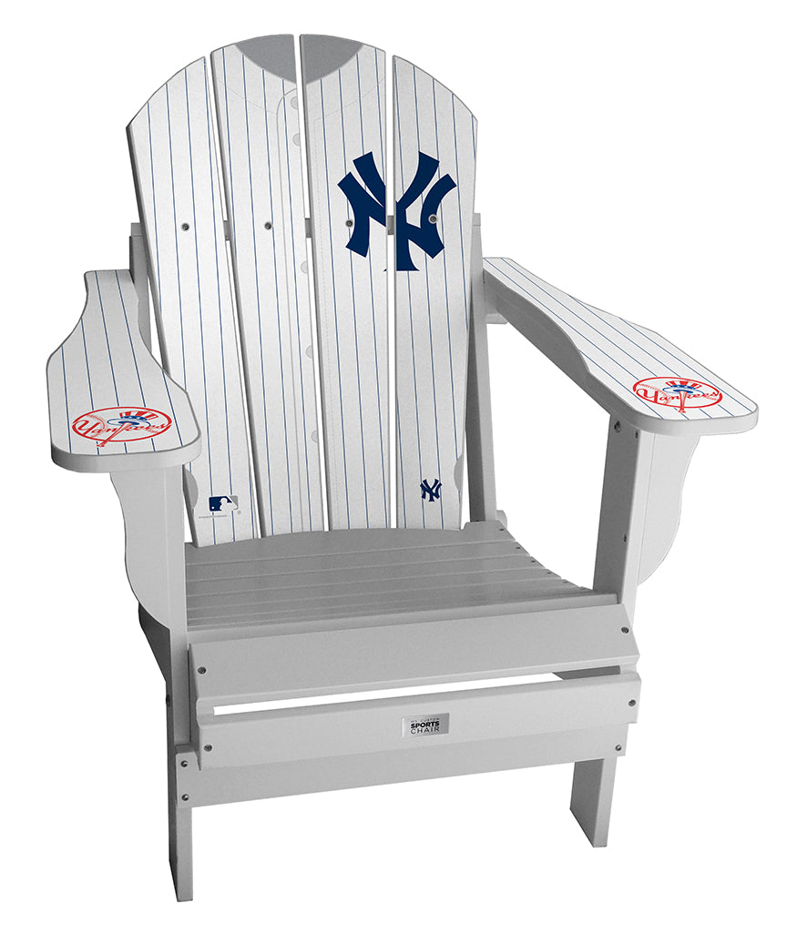 New York Yankees Complete Custom with personalized name and number Jersey Chair