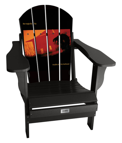 The Tragically Hip - Custom Sports Chair -  Trouble At The Henhouse