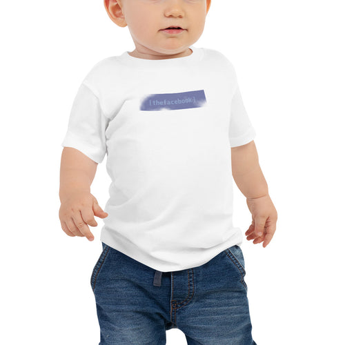 the facebook Baby's Tee