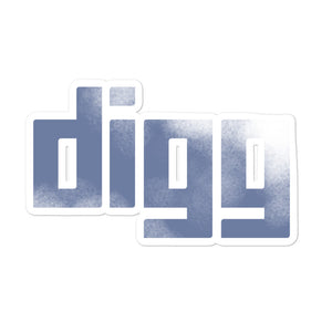 digg Sticker