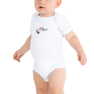 Ask Jeeves Baby Onesie