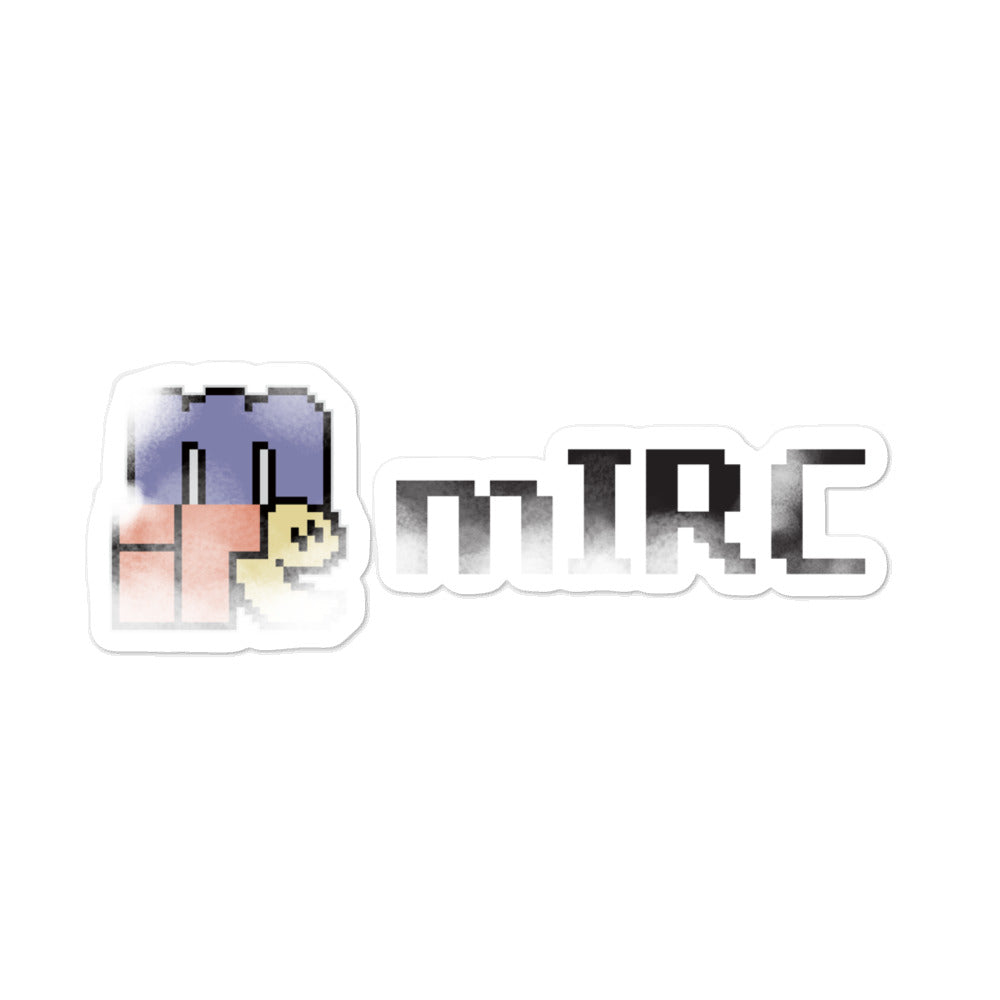 mIRC Sticker
