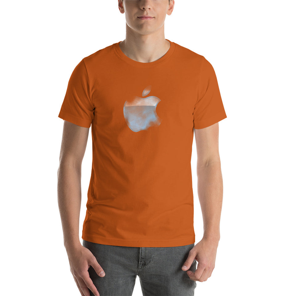 Apple translucent Men's Tee