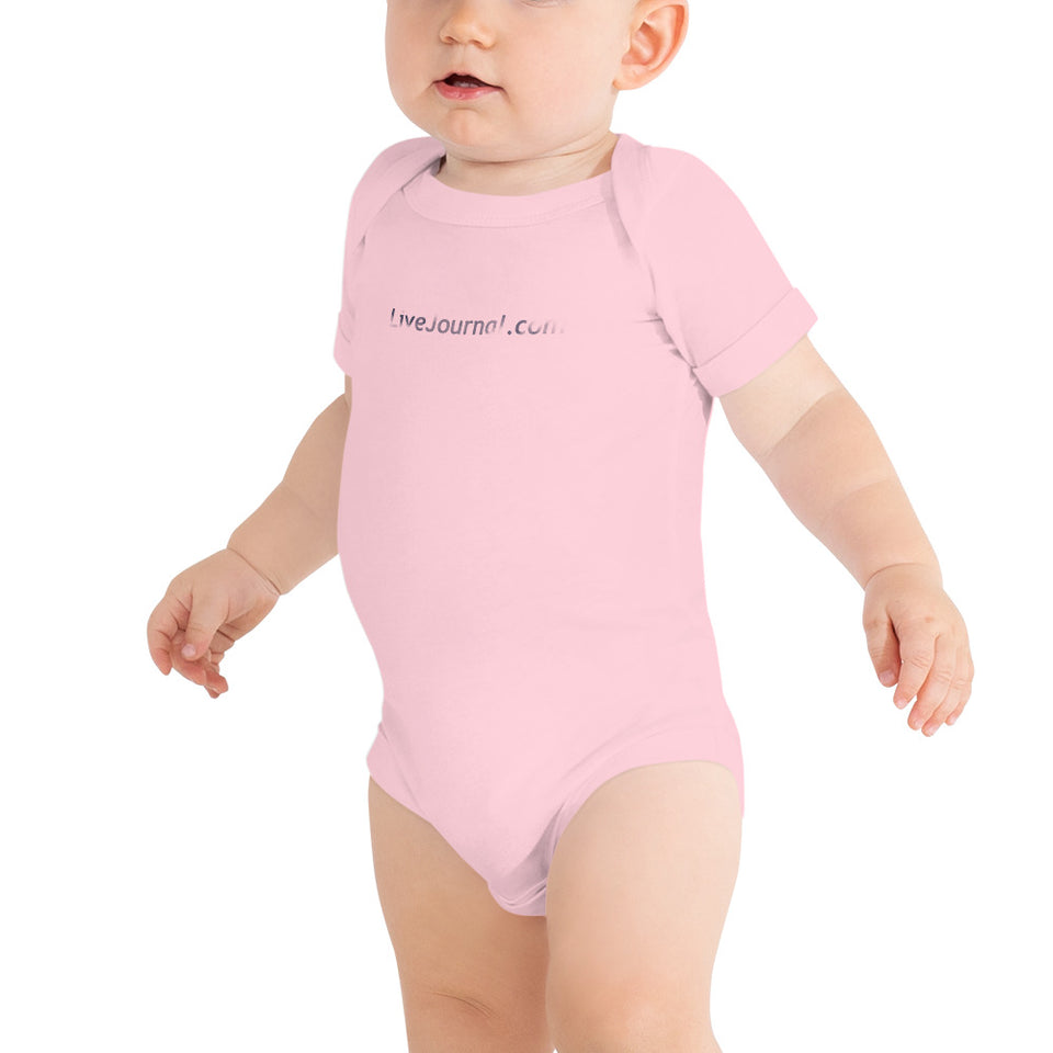 LiveJournal Baby Onesie
