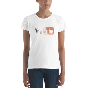 YouTube Women's Tee