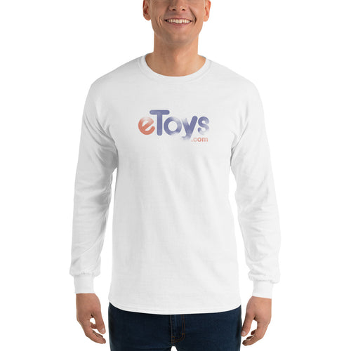 eToys Men's Long Sleeve T-Shirt
