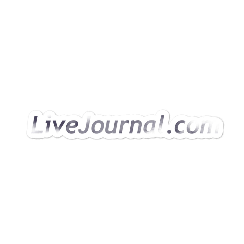 LiveJournal Sticker