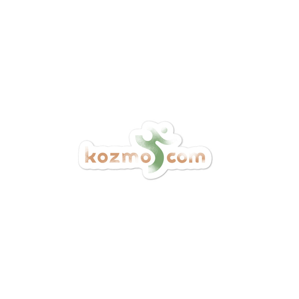 kozmo.com Sticker