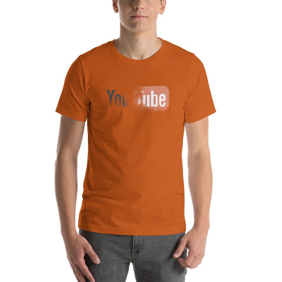 YouTube Men's Tee