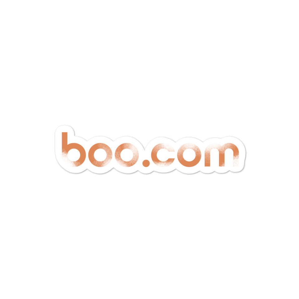 boo.com Sticker