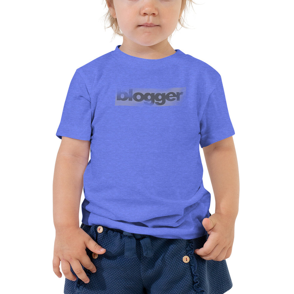 Blogger Toddler's Tee