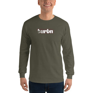 Burbn Men's Long Sleeve T-Shirt