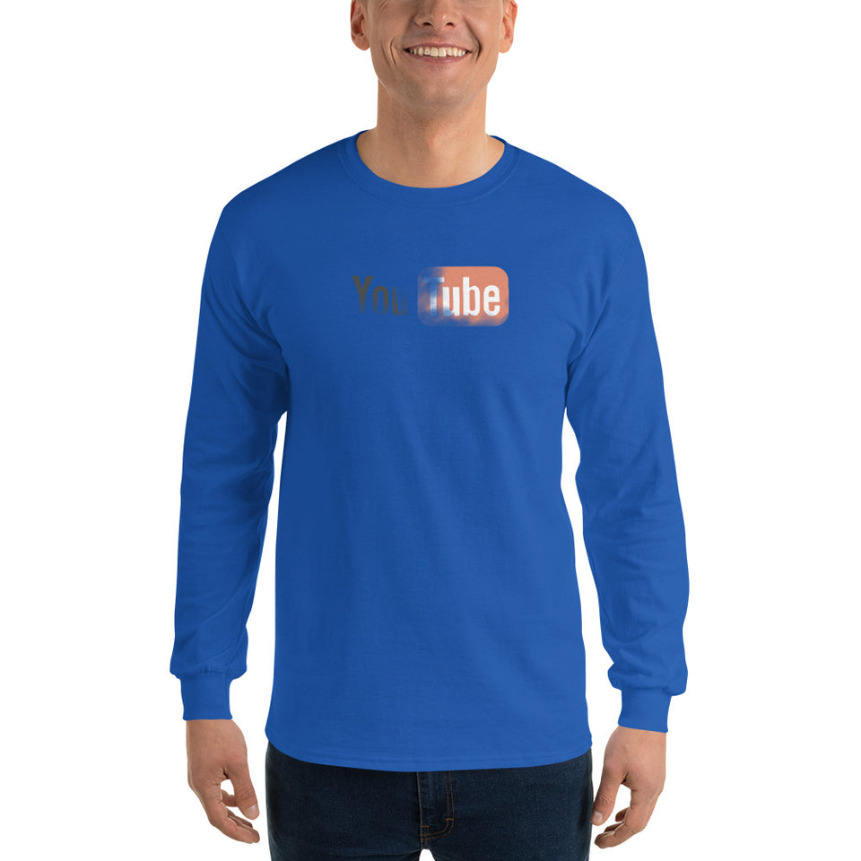 YouTube Men's Long Sleeve T-Shirt