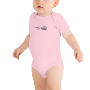 AuctionWeb Baby Onesie