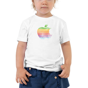 Apple by Rob Janoff Toddler's Tee