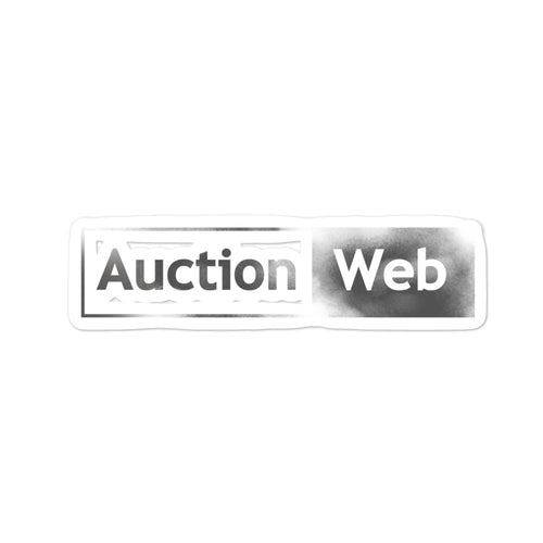 AuctionWeb Sticker
