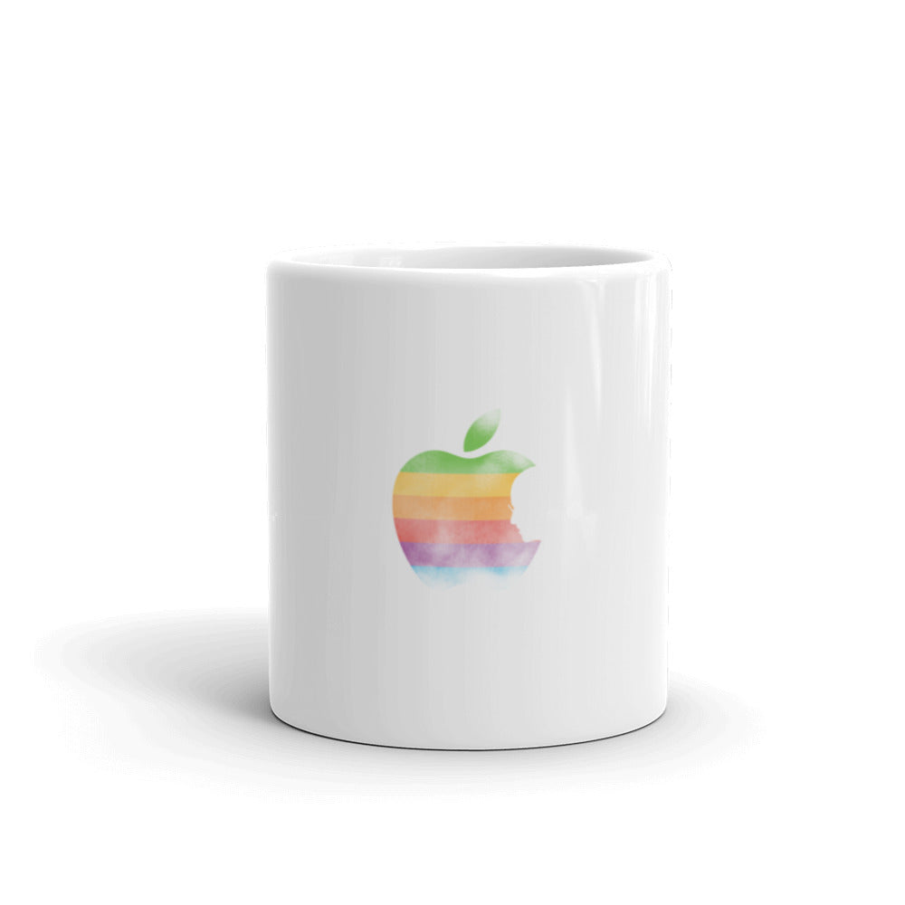 Apple by Rob Janoff Mug