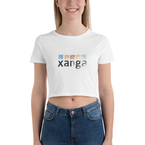 Xanga Women's Crop Tee