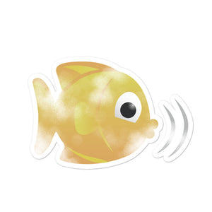 Babelfish Sticker