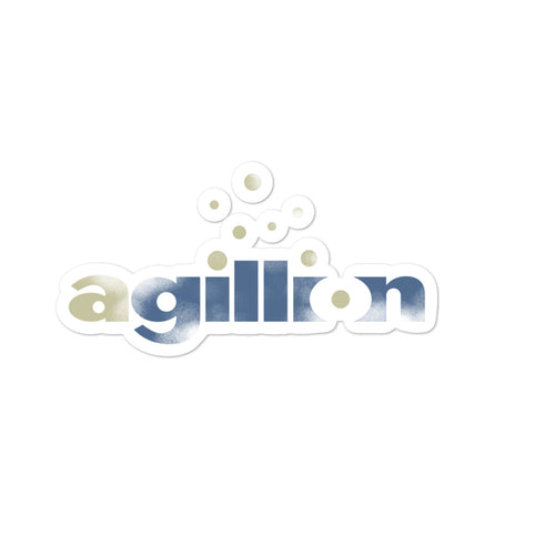 agillion Sticker
