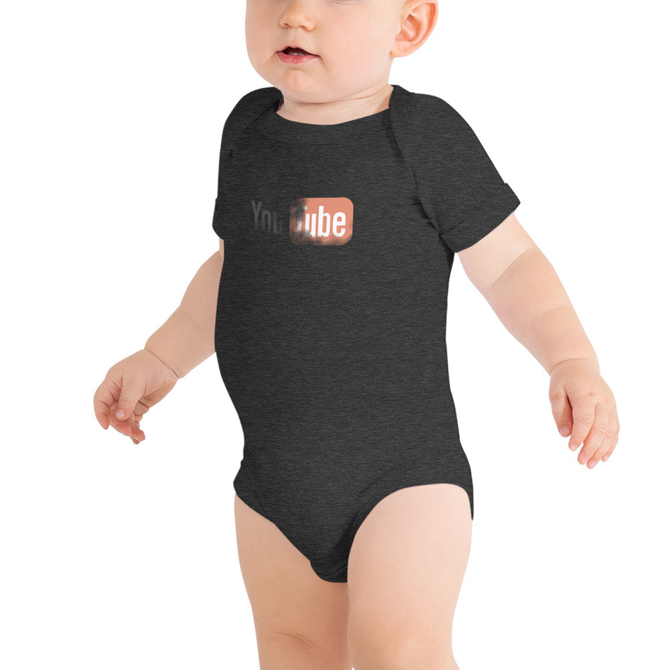 YouTube Baby Onesie