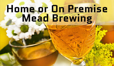 Home or On Premise Mean Brewing