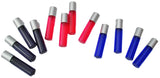 Roller Bottles - Set of 2 in Purple, Red, and Blue