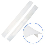Stove Gap Seals, Set of 2, Flexible Silicone Gap Covers, Seal the Gap Next to your Stove