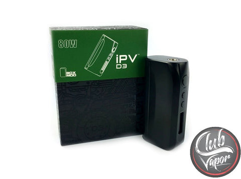 iPV D3 80W Box Mod by Pioneer4you - Club Vapor USA
