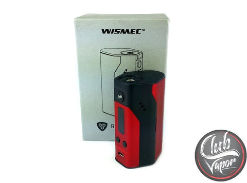 Reuleaux RX200 Box Mod by Wismec - Club Vapor USA - 1