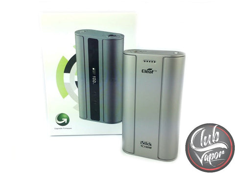 iStick TC100W Box Mod by Eleaf - Club Vapor USA - 1