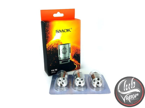 TFV8 Replacement Coil by SMOK - Club Vapor USA