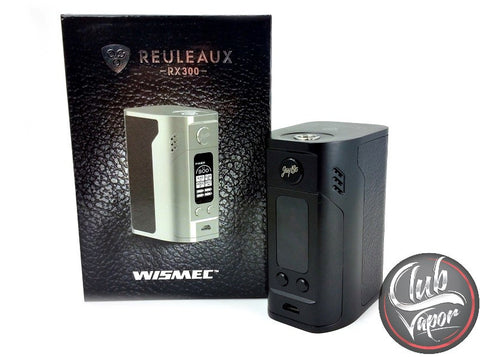 Reuleaux RX300 Box Mod by Wismec - Club Vapor USA - 1